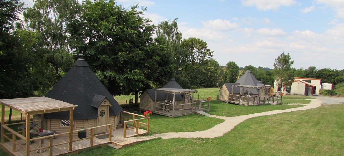 agreable terrainde camping les Herbiers