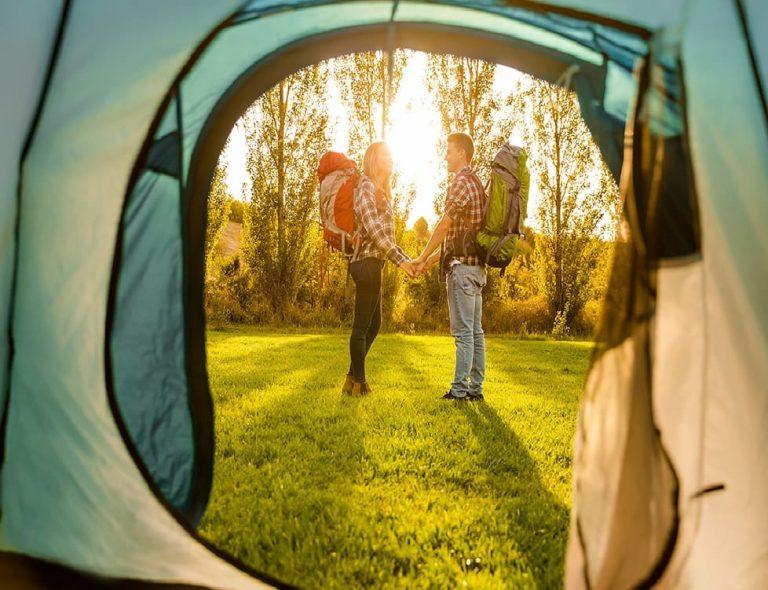 tente camping confort